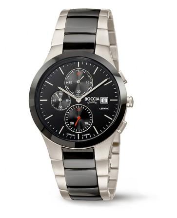 montre-céramique-noire