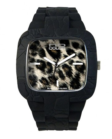 Montre léopard
