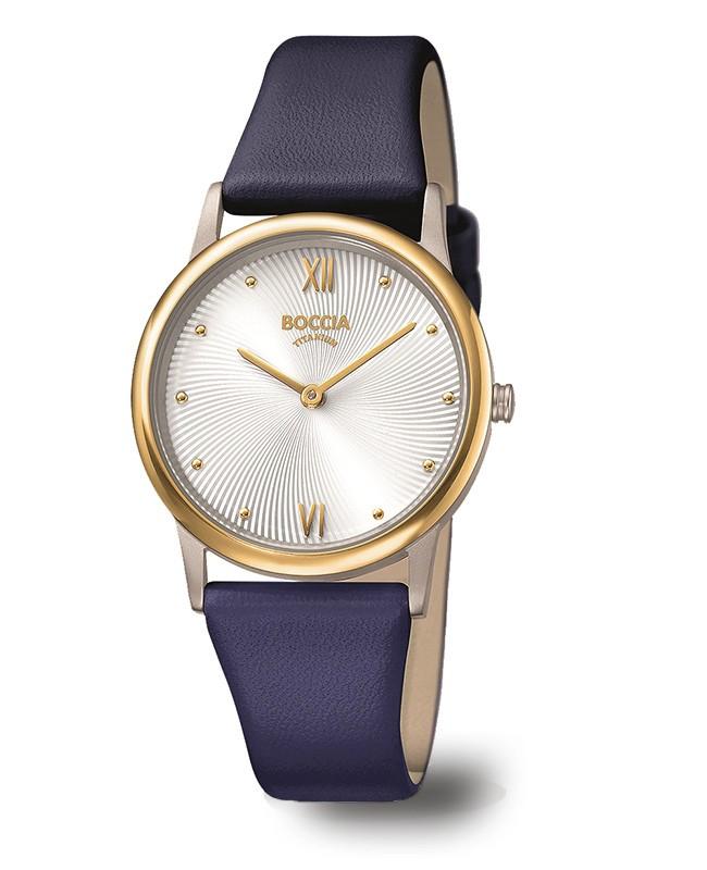 Montres en pur titane ultra l g res et belles les montres boccia titanium - Gaufre bleu maladie femme photo ...
