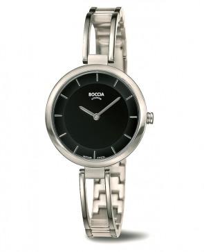 Bracelet montre moderne cadran rond