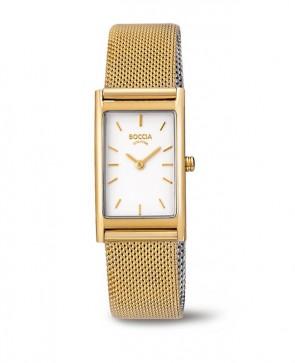Brillez de mille feux avec cette montre 100% dorée !