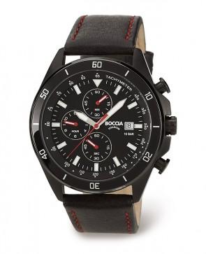 Montre chronomètre titane anodisé