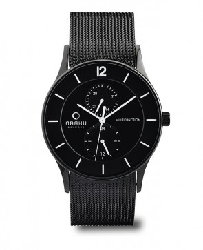 Obaku Version BLACK intense