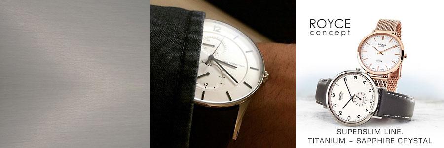 montres extra plates pour hommes